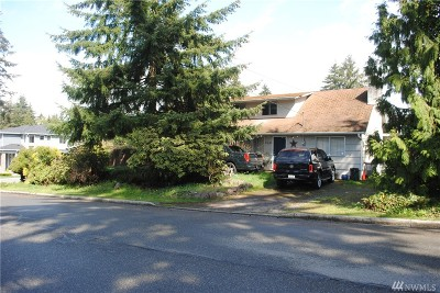 Mountlake Terrace Single Family Home For Sale: 22301 64th Ave W