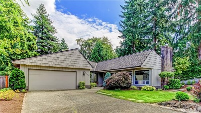 Mercer Island WA Single Family Home For Sale: $1,499,000