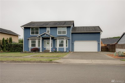 Grays Harbor County Single Family Home For Sale: 519 Troon Ave