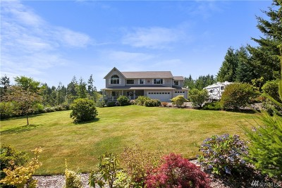 Port Orchard Single Family Home For Sale: 13504 Woodside Lane SW