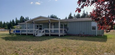 Yelm Single Family Home Pending BU Requested: 18324 152nd Ct SE