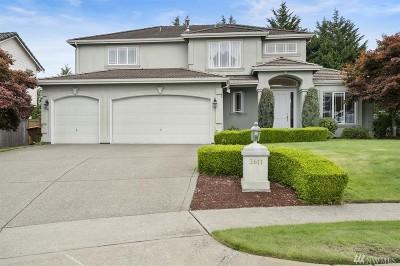 Tacoma Single Family Home Contingent: 3611 43rd Avenue Ct NE
