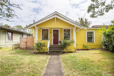 Whatcom County Single Family Home Pending Inspection: 2908 James St