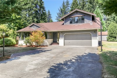 Olympia Single Family Home For Sale: 7918 Mountain Aire Lp SE
