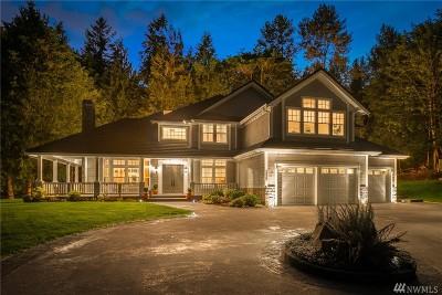 Redmond Single Family Home Contingent: 3007 264th Ave NE