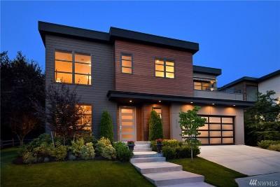Kirkland Single Family Home For Sale: 6028 106th Ave NE