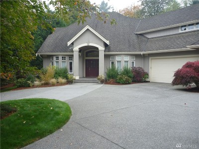 Kenmore Single Family Home For Sale: 9027 NE 161st Place