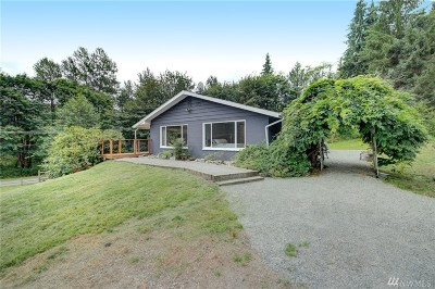 Snohomish Single Family Home For Sale: 612 S Carpenter Rd