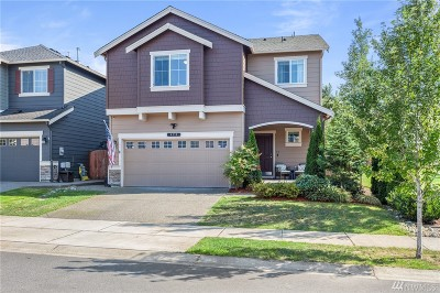 Lynnwood Single Family Home For Sale: 428 200th St SW