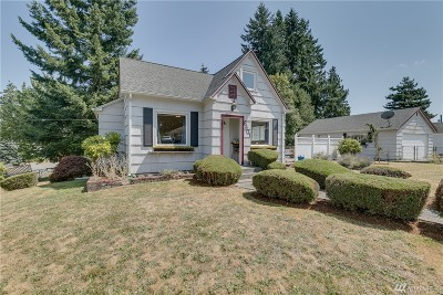 Single Family Home For Sale: 6401 Wetmore Ave