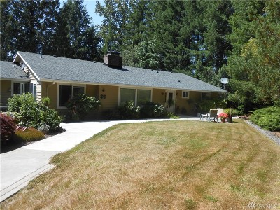 Lewis County Single Family Home Pending: 182 Peterson Rd