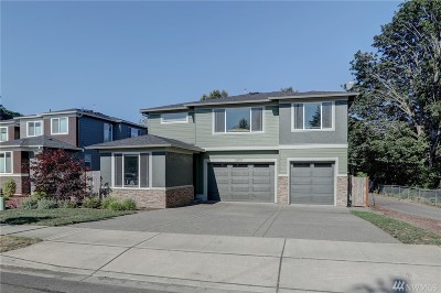 Federal Way Single Family Home Contingent: 35707 20th Ave SW