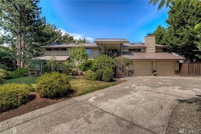 Normandy Park Single Family Home For Sale: 18809 6th Ave SW