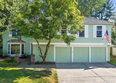 Renton Single Family Home For Sale: 14837 SE 170 St
