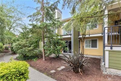 Bellevue Condo/Townhouse For Sale: 12607 SE 41st Place #H107