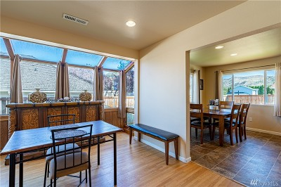 Wenatchee Single Family Home For Sale: 1421 Cherry St