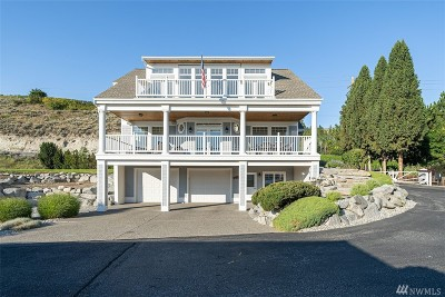 Chelan County Single Family Home For Sale: 1516 S Lakeshore Rd