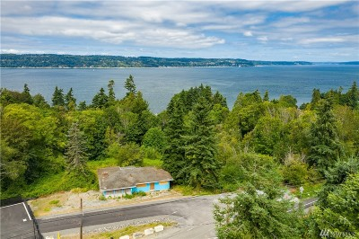 Mukilteo Residential Lots & Land For Sale: 1009 Mukilteo Speedway