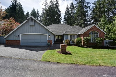 Sammamish Single Family Home Contingent: 21817 NE 30th Place