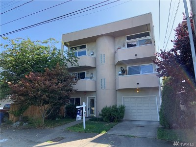 Seattle Condo/Townhouse For Sale: 8512 16th Ave NW #101