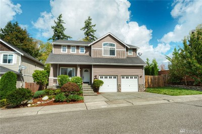 Snohomish County Single Family Home For Sale: 4319 135th Place SE