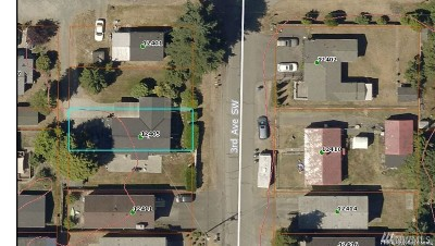Burien Residential Lots & Land For Sale: 1240 3rd Ave SW