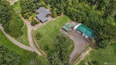 Snohomish Single Family Home Contingent: 6805 164th St SE