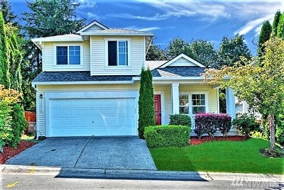 Snohomish Single Family Home For Sale: 13610 68th Dr SE