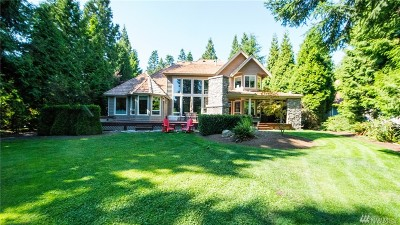 Whatcom County Single Family Home For Sale: 8612 Great Horned Owl Lane