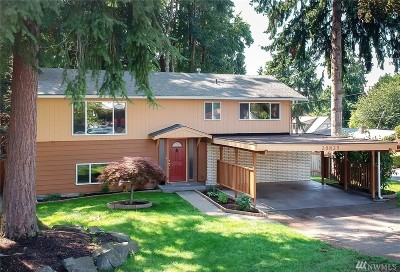 Federal Way Single Family Home For Sale: 28825 23rd Place S
