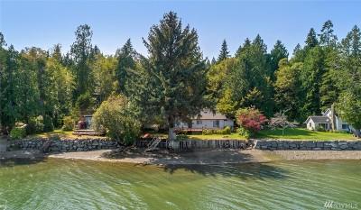 Mason County Single Family Home Sold: 572 E North Bay Rd