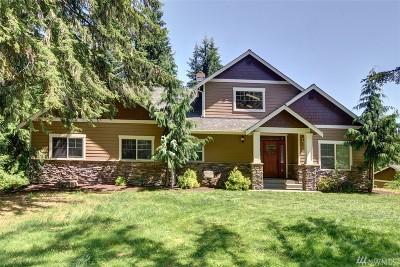 Arlington Single Family Home For Sale: 18113 Jordan Rd