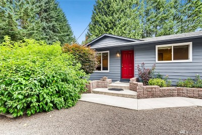 Snohomish Single Family Home For Sale: 9515 Paradise Lake Rd