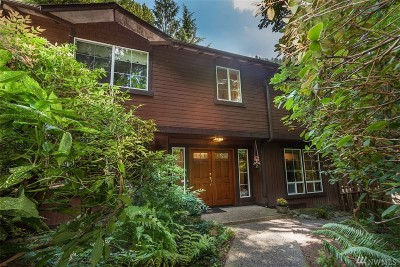 Issaquah Single Family Home Contingent: 24016 SE 111th St