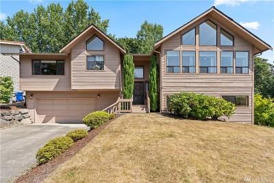 Renton Single Family Home Contingent: 2914 Cedar Ave S