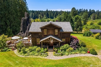 Woodinville Single Family Home For Sale