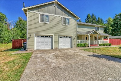 Olympia Single Family Home For Sale: 10644 Creekwood Dr SW