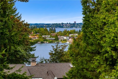 Kirkland Condo/Townhouse For Sale: 4511 102nd Lane NE