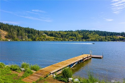 Skagit County Single Family Home For Sale: 6284 Campbell Lake Rd