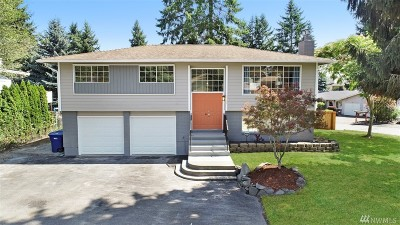 Renton Single Family Home For Sale: 1700 Anacortes Ave NE