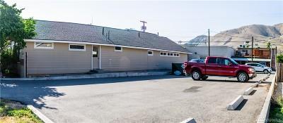 Chelan, Chelan Falls, Entiat, Manson, Brewster, Bridgeport, Orondo Residential Lots & Land For Sale: 128 E Chelan Ave
