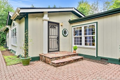 Woodinville Single Family Home For Sale: 19440 136th Ave NE