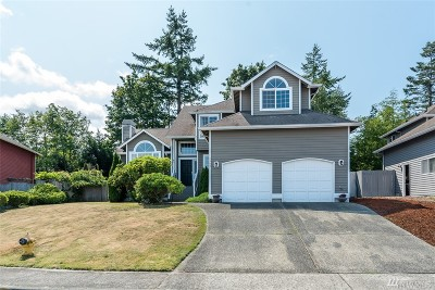 Anacortes Single Family Home Pending: 3809 Sterling Place