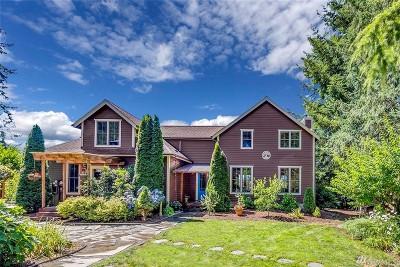 Poulsbo Single Family Home For Sale: 16782 Lemolo Shore Dr NE