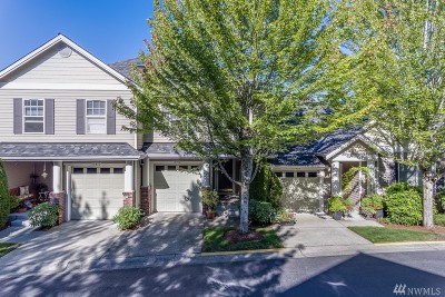 Woodinville Single Family Home For Sale: 15410 134th Place NE #26C