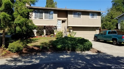 Kent Single Family Home For Sale: 25505 146th Ave SE