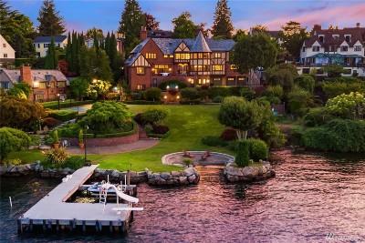 Seattle Single Family Home For Sale: 3054 Laurelhurst Dr NE