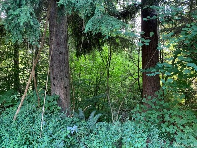 Snohomish Residential Lots & Land For Sale: 22113 E Lost Lake Rd