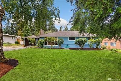 Shoreline Single Family Home For Sale: 20205 8th Ave NE