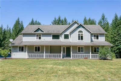Granite Falls Single Family Home For Sale: 6927 215th Ave NE